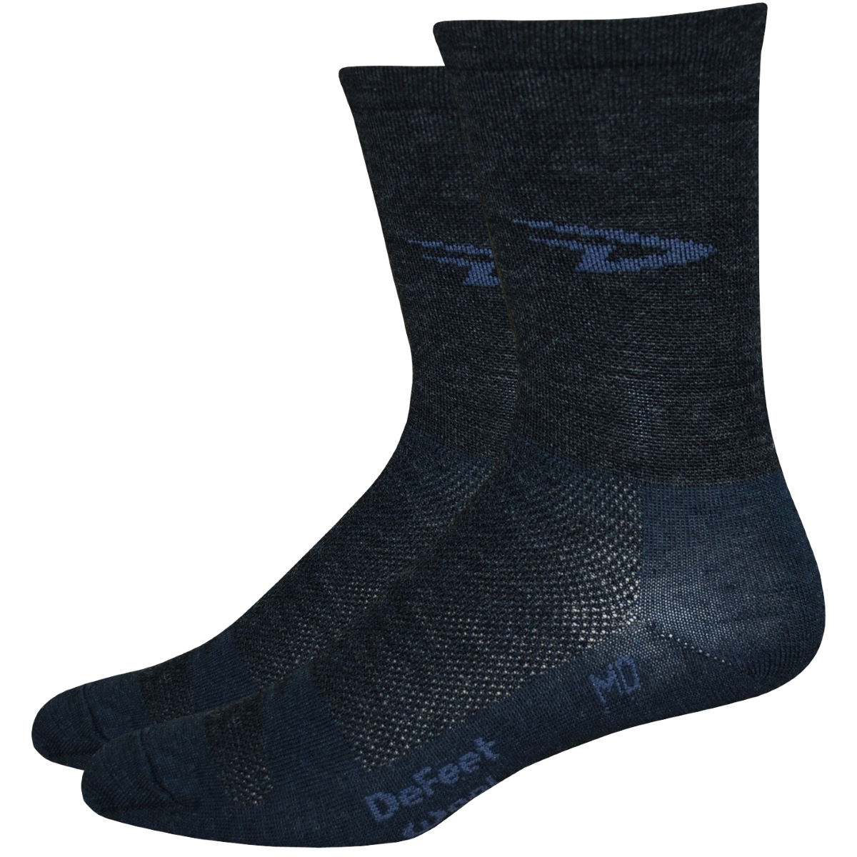 DeFeet DeFeet Wooleator Hi Top Socks   Socks