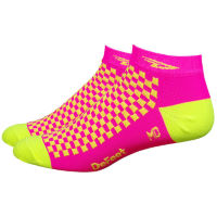 DeFeet Speede Hi-Vis Socks