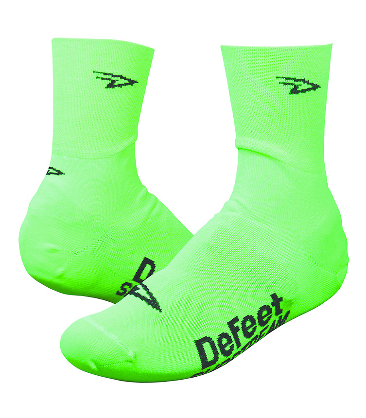DeFeet Slipstream Neon Overshoes | shoecovers_clothes