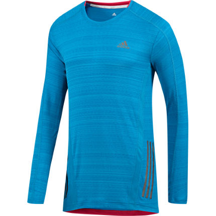 4e301524923a0 View in 360° 360° Play video. 1.  . 2. adidas Supernova Long Sleeve Tee ...