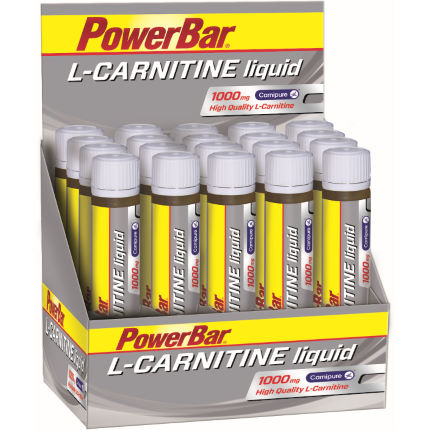 PowerBar L-Carnitine Liquid (20 x 25ml)