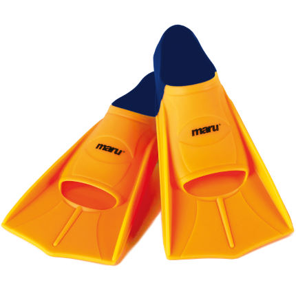 wiggle maru training fins swimming fins