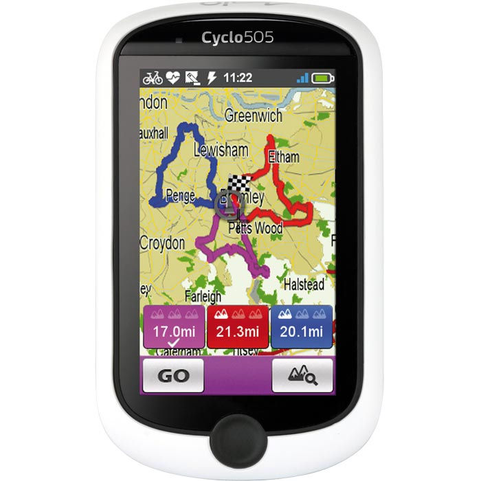 wiggle mio cyclo 505 gps computer hrm eu gps cycle computers. Black Bedroom Furniture Sets. Home Design Ideas