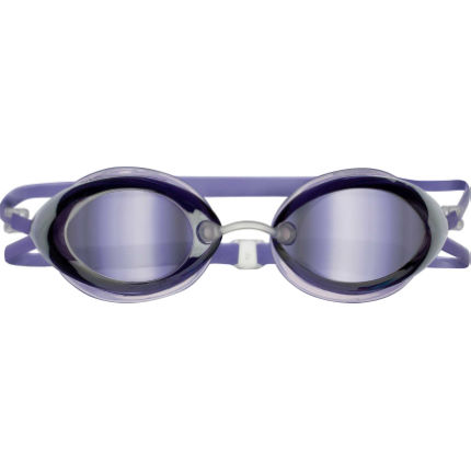 TYR Women's Tracer Small Racing Mirrored Goggles
