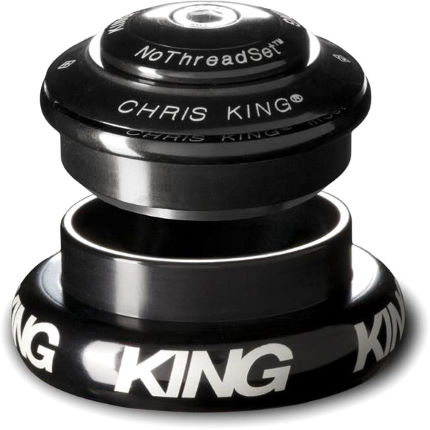 "Chris King Inset 7 1 1/8"" - 1.5"" Tapered Headset"