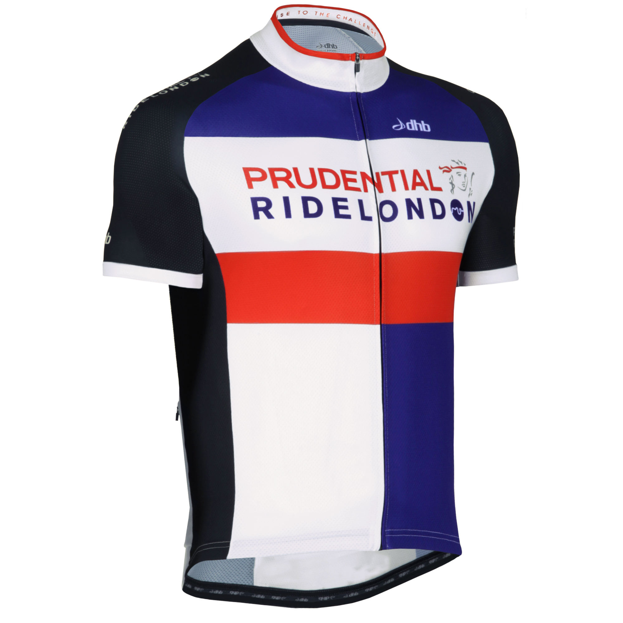 Maillot cycliste dhb Prudential RideLondon Surrey 100