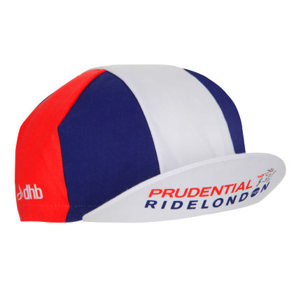 Wiggle | dhb Prudential RideLondon-Surrey 100 Cycling Cap | Internal