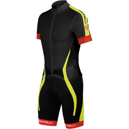 View in 360° 360° Play video. 1.  . 1. Castelli Velocissimo Sanremo Suit f83eb1be2