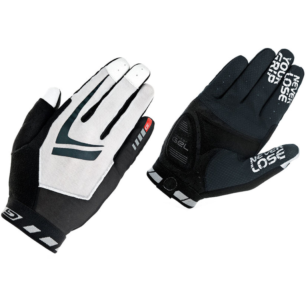 GripGrab Racing Full Finger Gloves