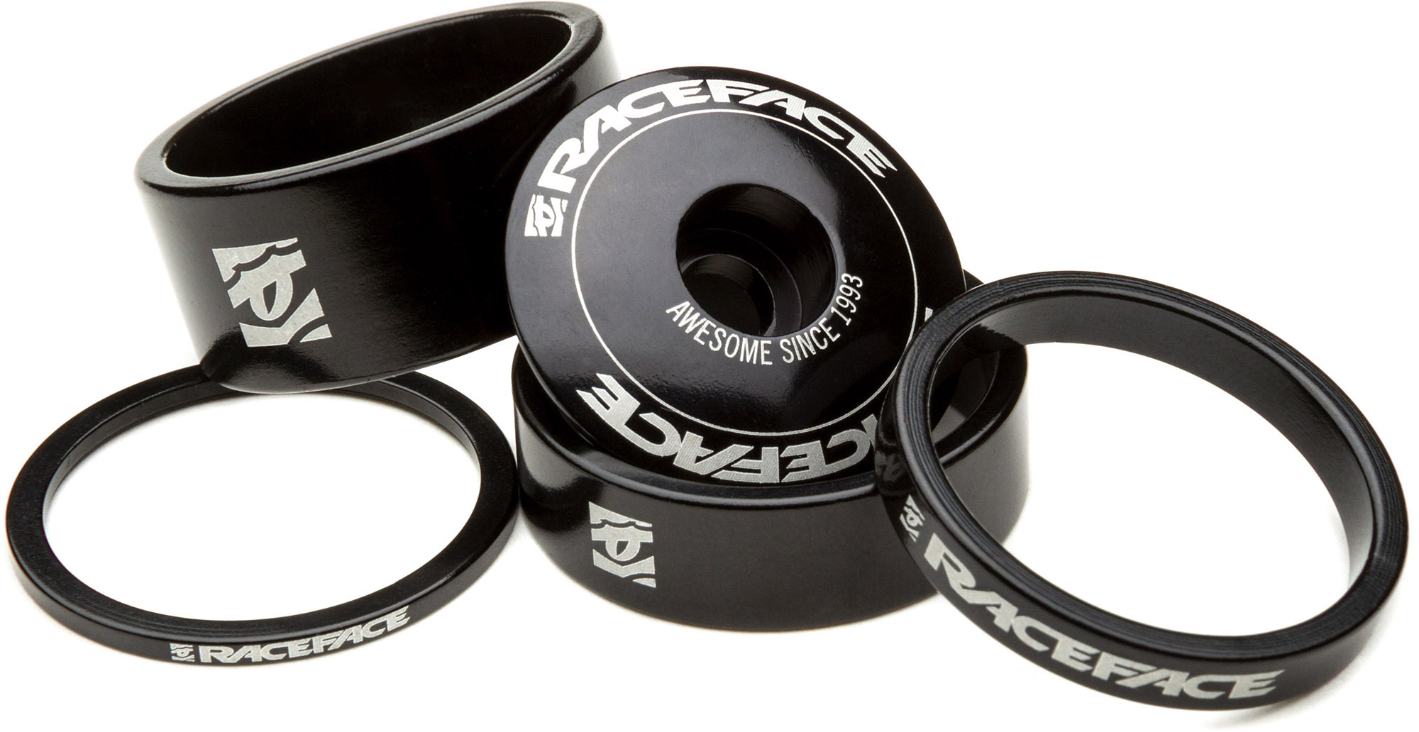 Race Face Headset Spacer Kit | Spacers