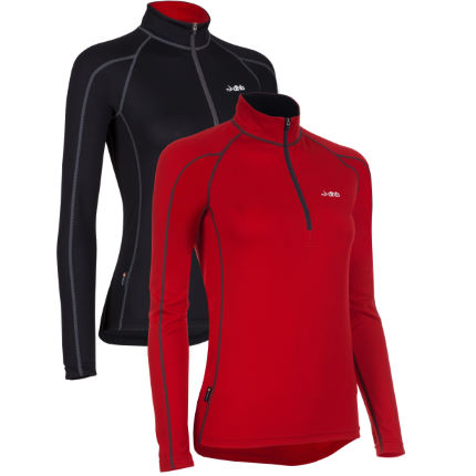 wiggle.com | dhb Women's Active L/S Zip Neck Base Layer-Pack of 2 | Base  Layers