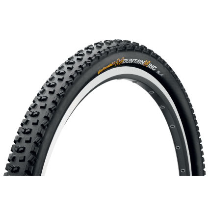 Continental Mountain King II Pure Grip 29er Folding MTB Tyre