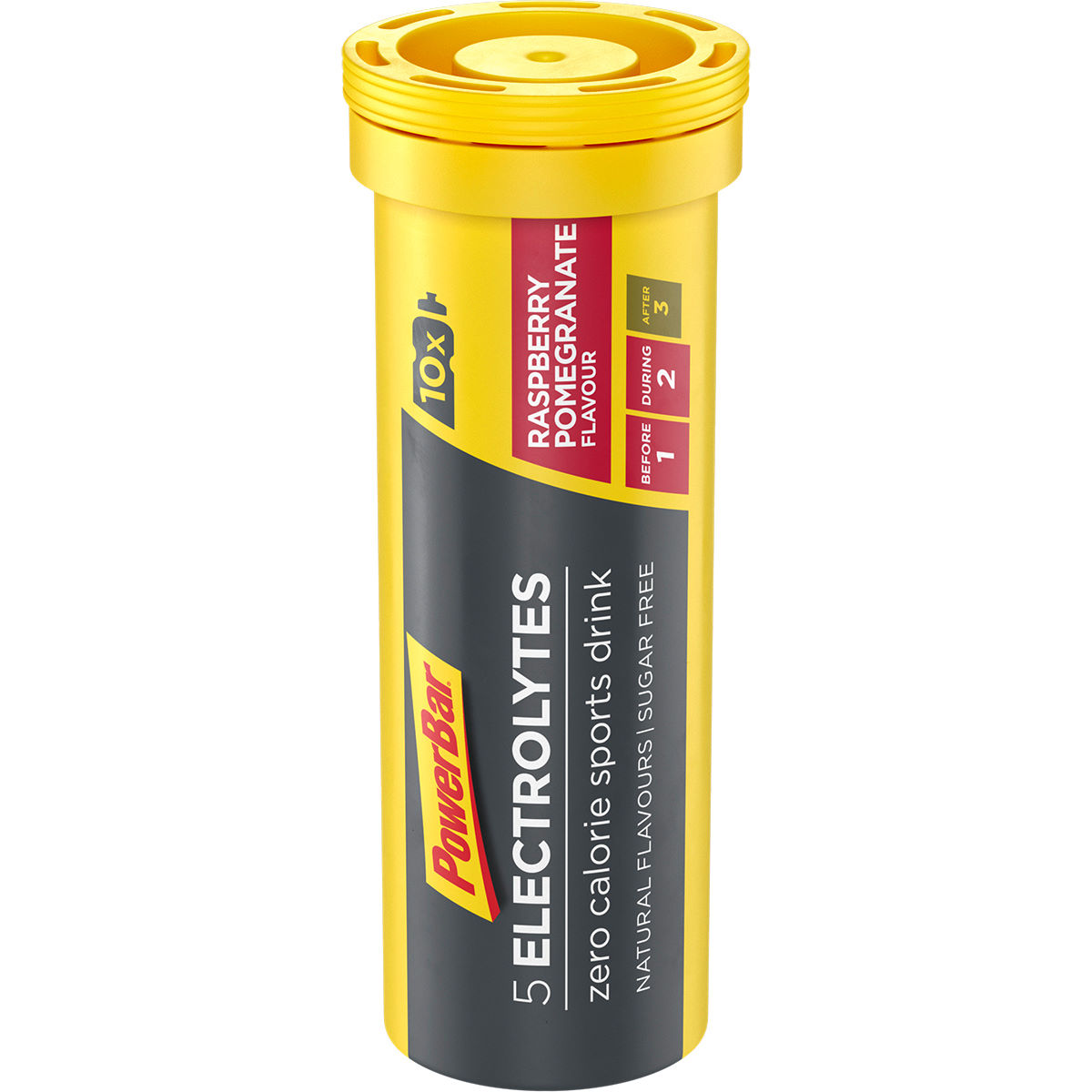Image of Pastilles PowerBar 5 Electrolytes (10 par tube) - tube of 10