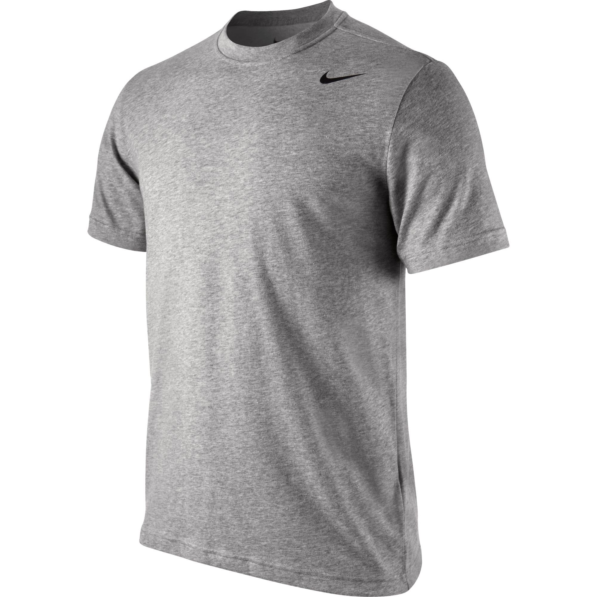 wiggle nike dri fit cotton short sleeve tee 2 0 su14 running short sleeve tops. Black Bedroom Furniture Sets. Home Design Ideas
