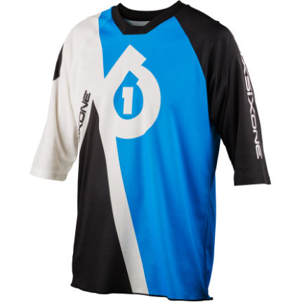 22f3be579 View in 360° 360° Play video. 1.  . 1. SixSixOne Freeride Jersey ...