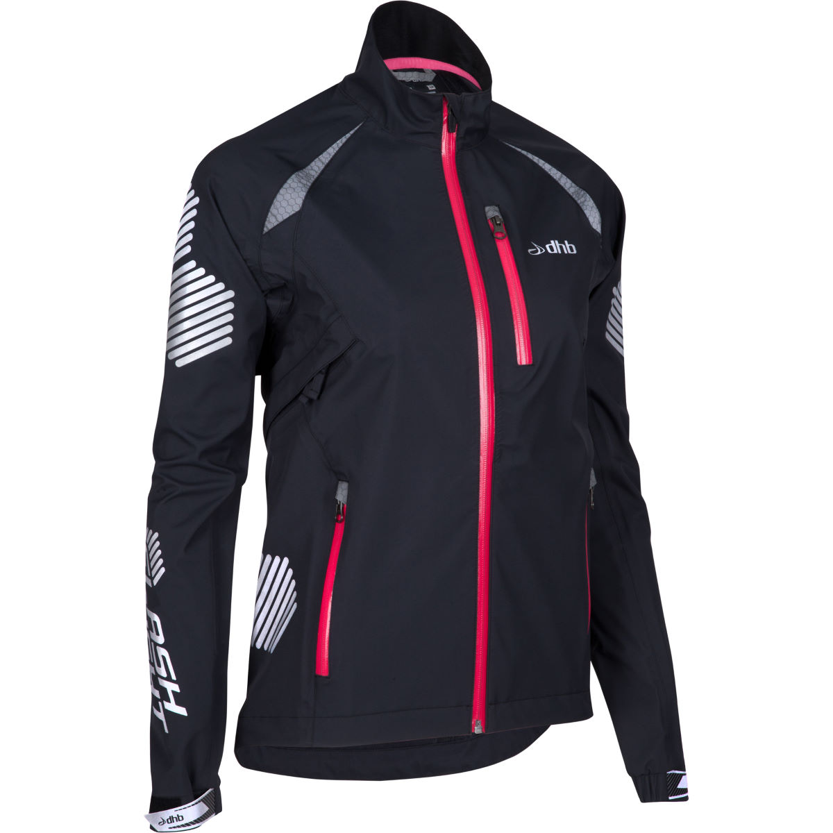 dhb Womens Flashlight Highline Waterproof Jacket   Cycling Waterproof Jackets