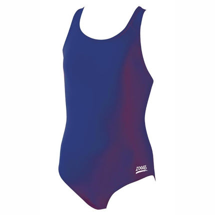Zoggs Girls Cottesloe Sportsback Swimsuit
