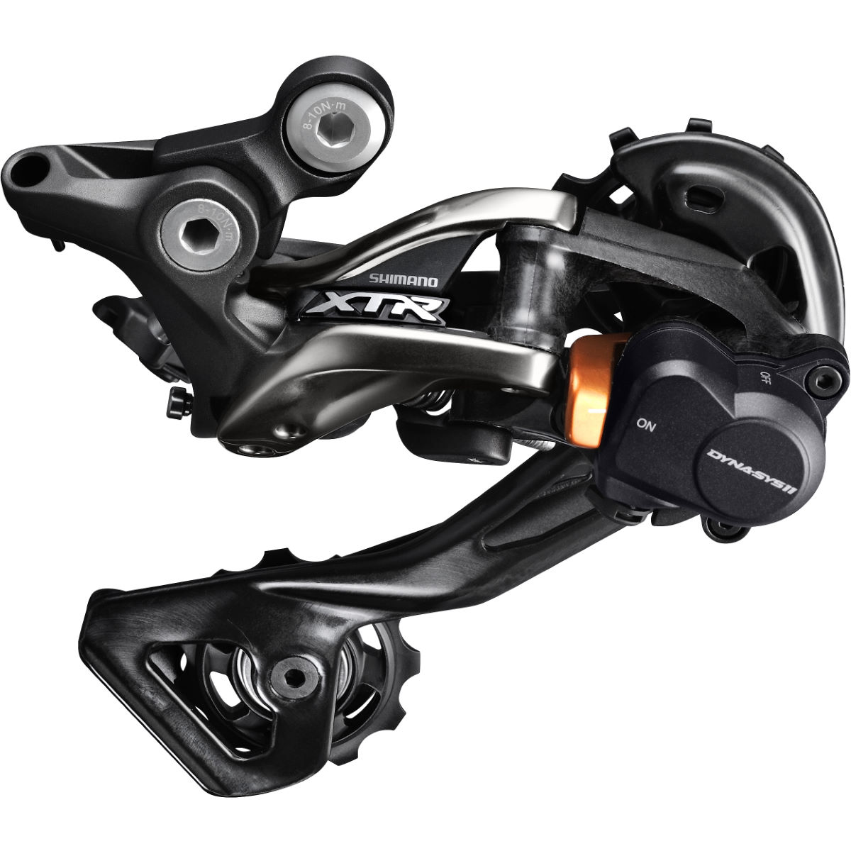 Shimano XTR M9000 Shadow+ 11 Speed Rear Mech – GS Medium Cage Black