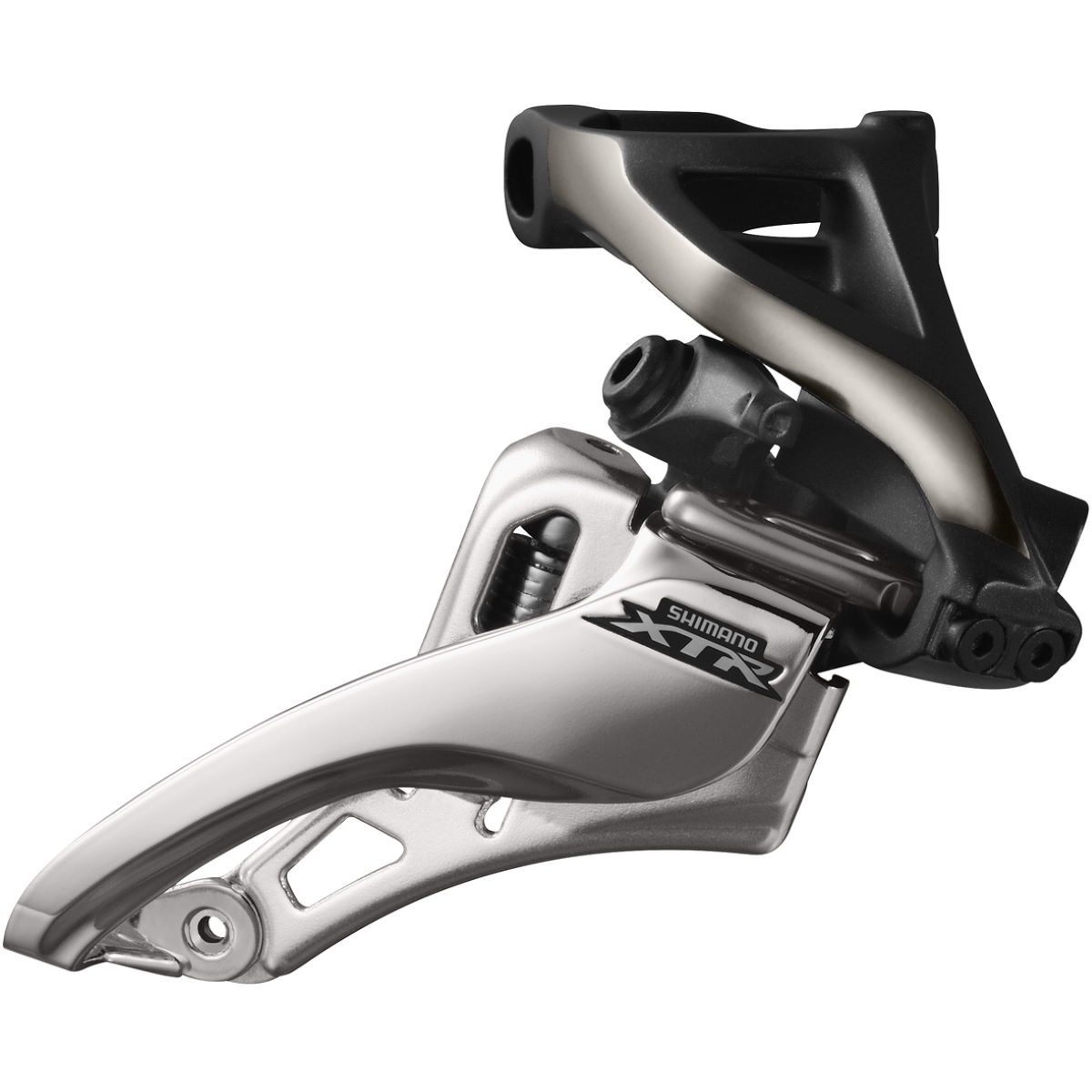 Shimano Xtr M9020 Side Pull Front Derailleur - H - High Clamp