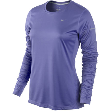 14a9b382 Sorry - this product is no longer available. 5360097127. Zoom. View in 360°  360° Play video. 1. /. 2. Women's Miler Long Sleeve Top ...