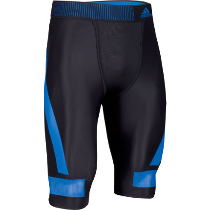 Discrepancia Suave Amplia gama  wiggle.com | adidas Techfit Powerweb Short Tights - AW14 | Internal