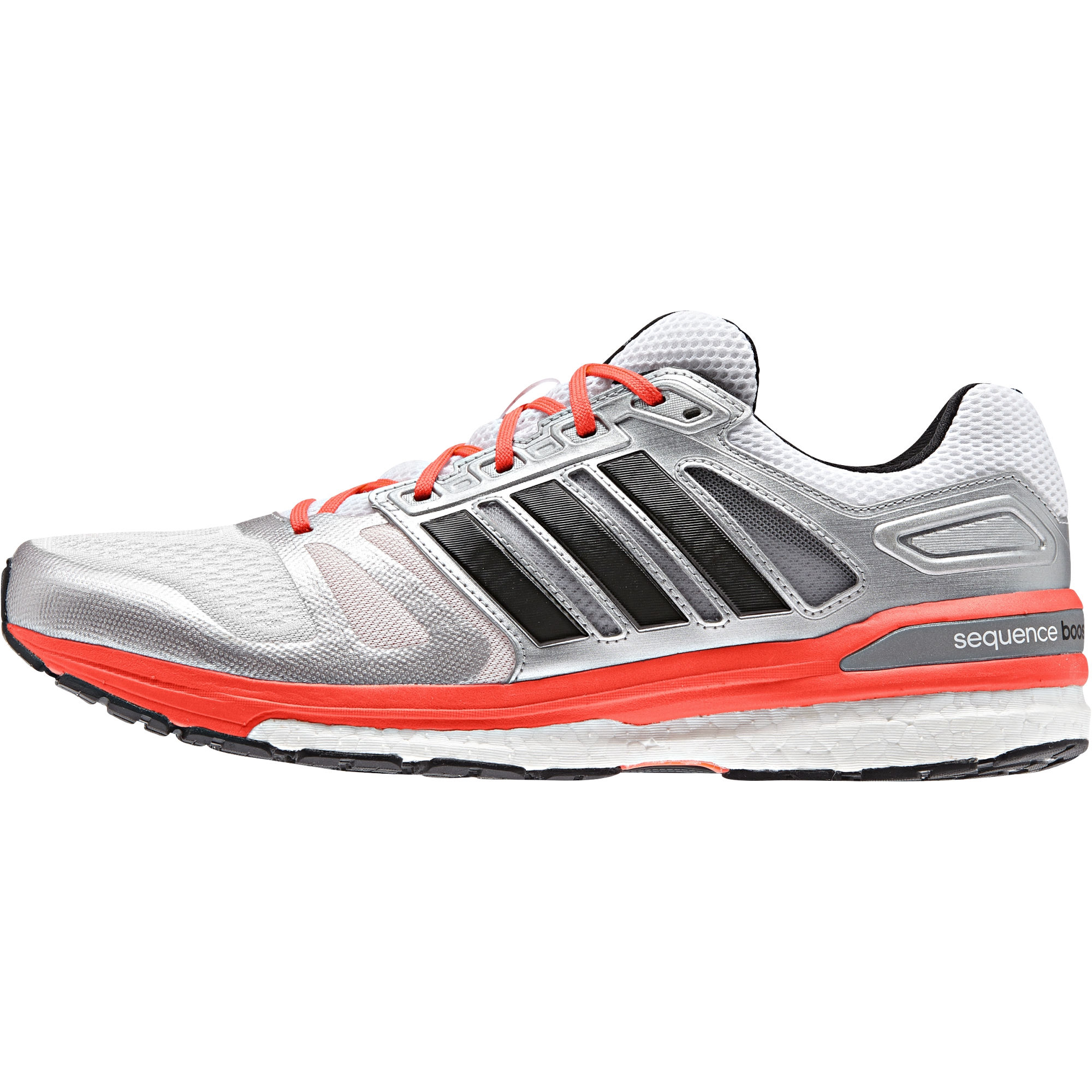 Adidas Mens Supernova Sequence  Boost Stability Running Shoes