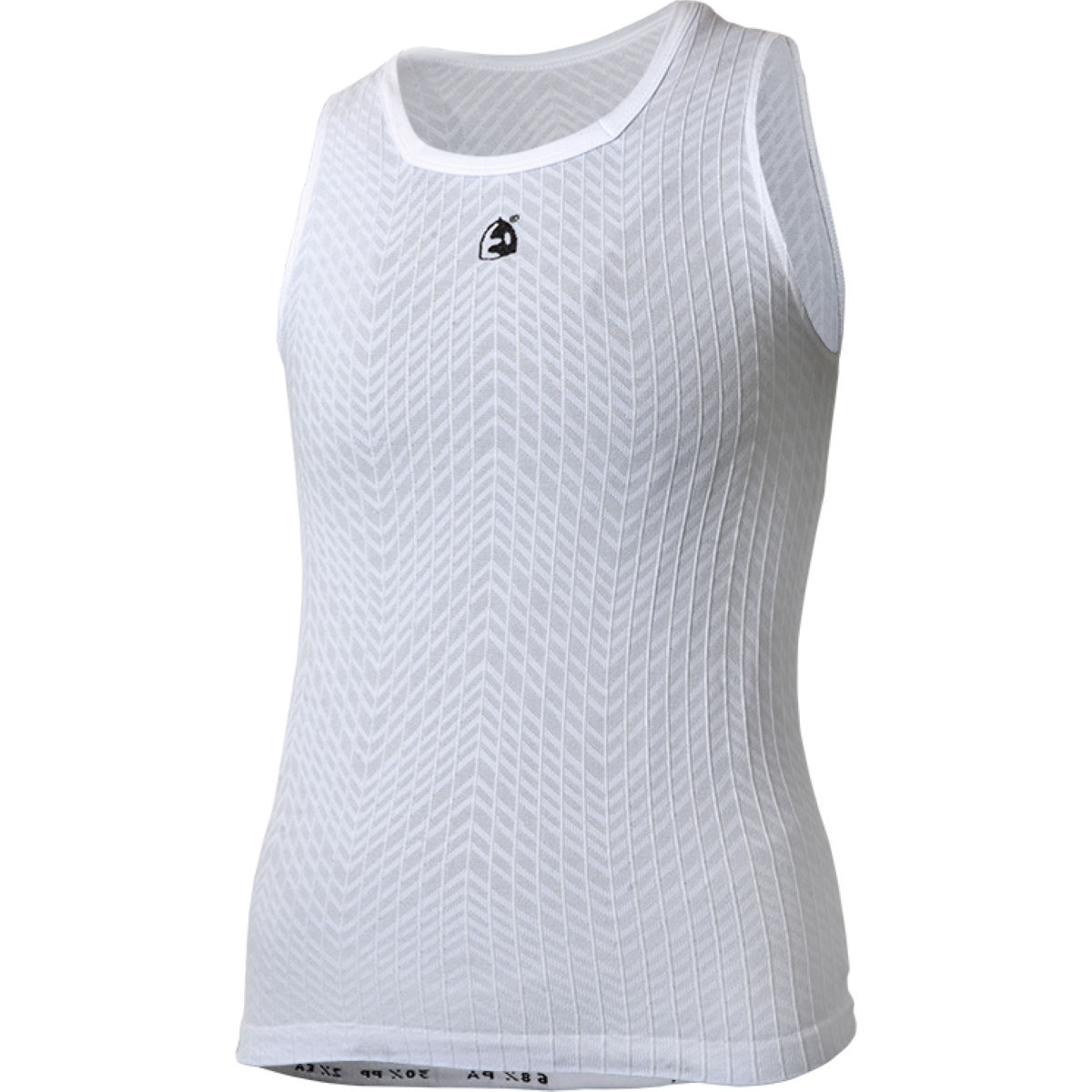 Etxeondo women s airea sleeveless base layer base layers white aw14 22504s m