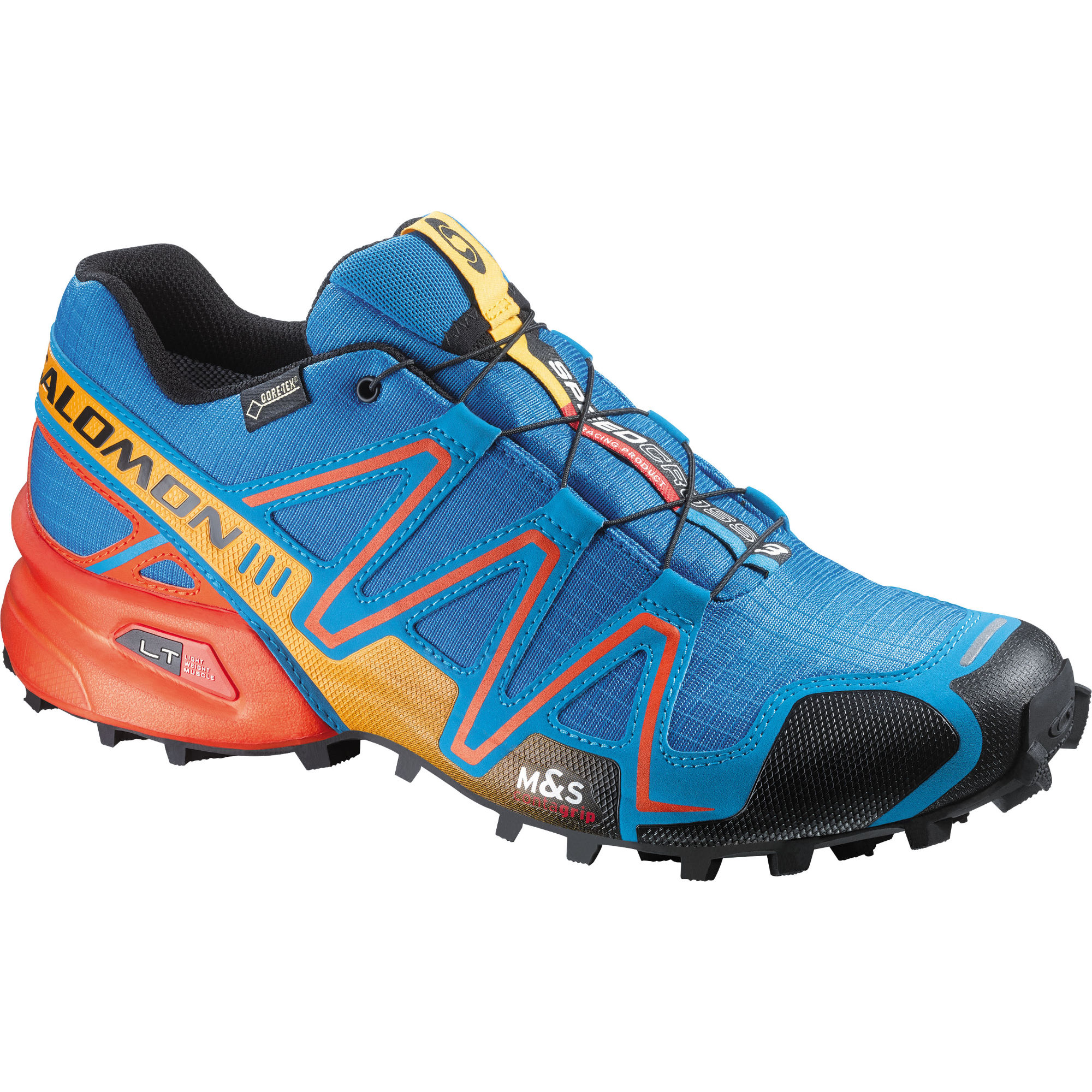 salomon speedcross 3 blue print
