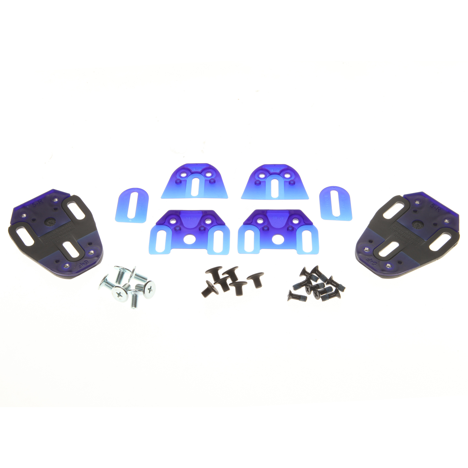 Speedplay - V.2 Cleat Snap Shim Base Plate Kit | Pedal cleats