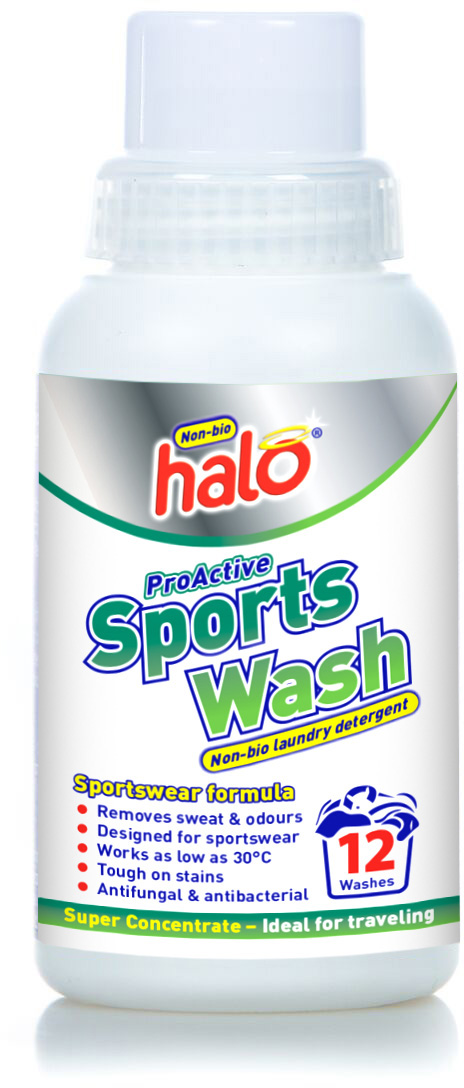 Halo Proactive Sports Wash 250ml Concentrate | Body maintenance