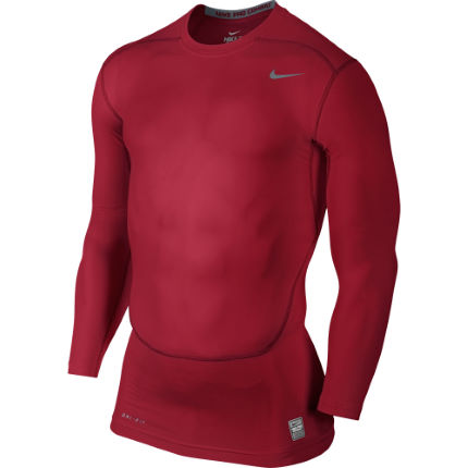 0183a1d5 View in 360° 360° Play video. 1. /. 2. Core Compression Long Sleeve ...