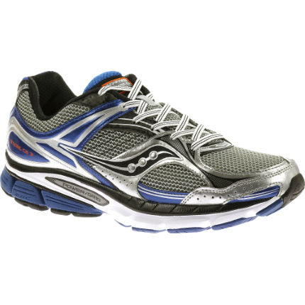saucony ride 7 running shoes - ss15