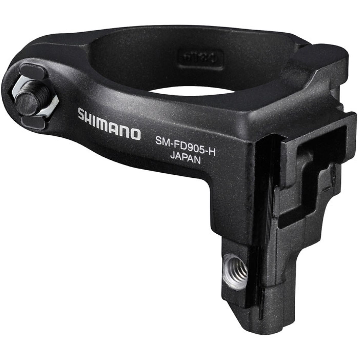 Shimano Xtr Di2 Front Derailleur Mount Adapter - High Clamp Band