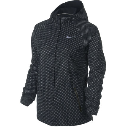 b4e29d22a6e4 View in 360° 360° Play video. 1.  . 1. The Nike Shield Flash Max Women s  running jacket is made with Storm-FIT ...