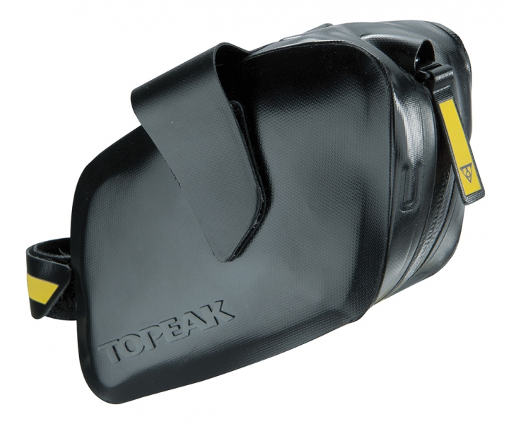 Topeak DynaWedge Weatherproof Small Saddle Bag and Strap | Saddle bags
