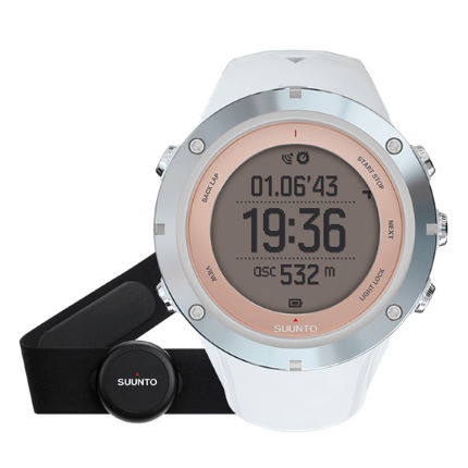 Suunto Ambit 3 Sports Watch Sapphire with HRM