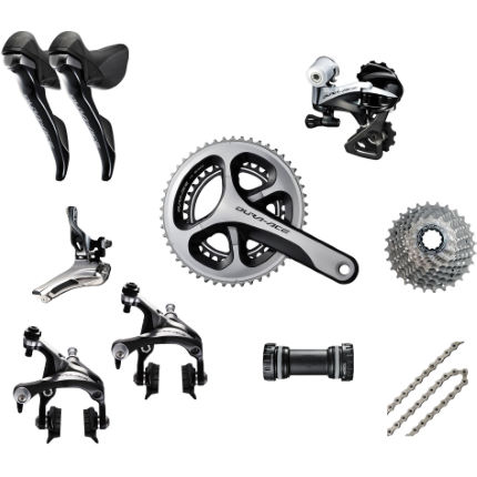 Dura Ace 9000 >> Wiggle Com Shimano Dura Ace 9000 11 Speed Groupset Groupsets