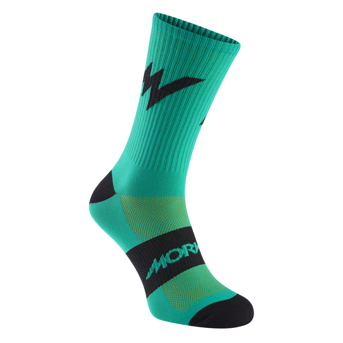 Image of Chaussettes Morvelo Series - S/M Vert | Chaussettes