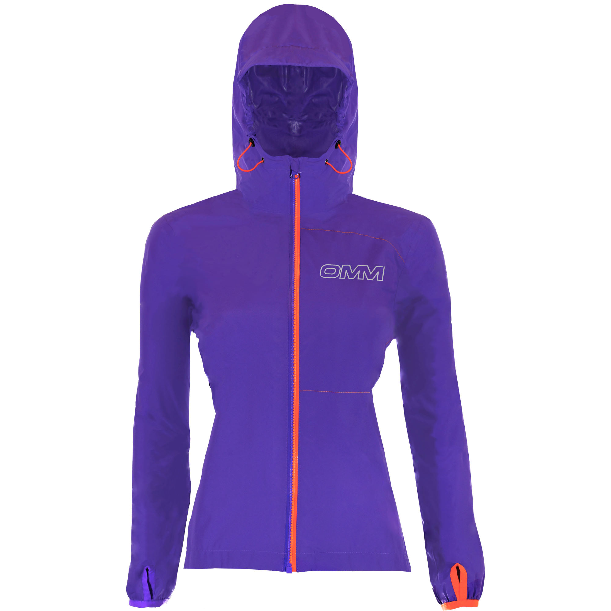 Women running jacket