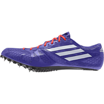 promo code 13a2e 240f2 View in 360° 360° Play video. 1.  . 1. At less than 100 grams, the Adidas  Adizero Prime SP running ...