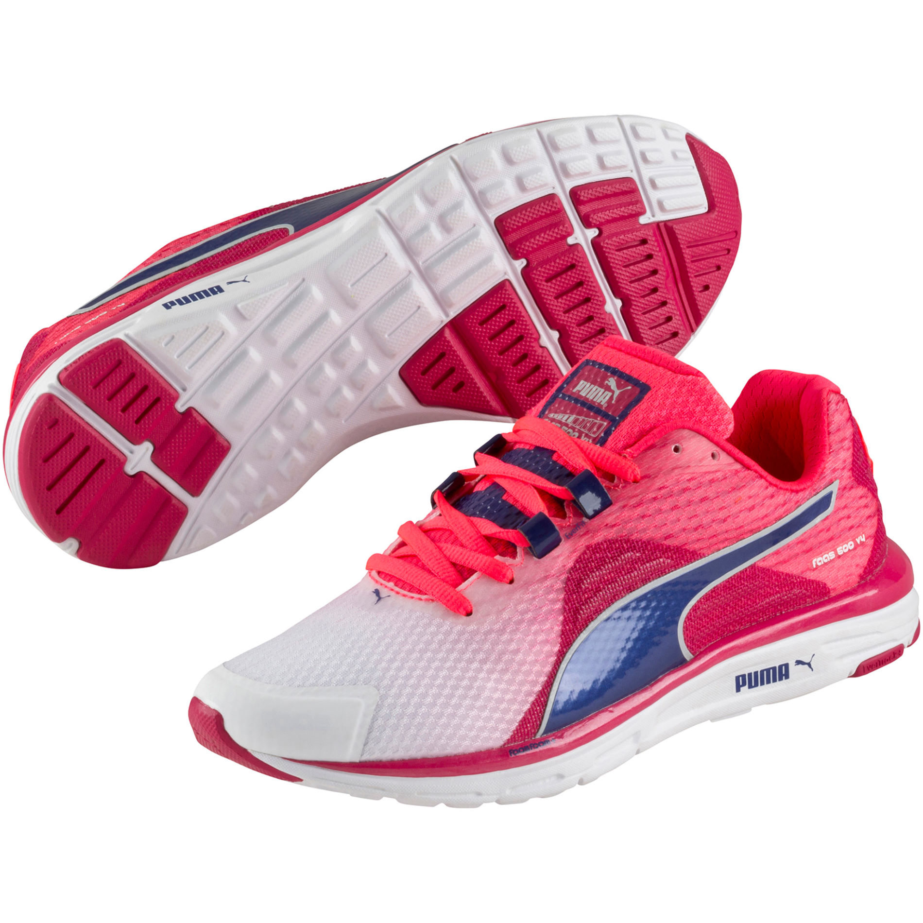 plus récent f9aea e2994 Wiggle Cycle To Work | Puma Women's Faas 500 V4 Shoes - SS15 ...