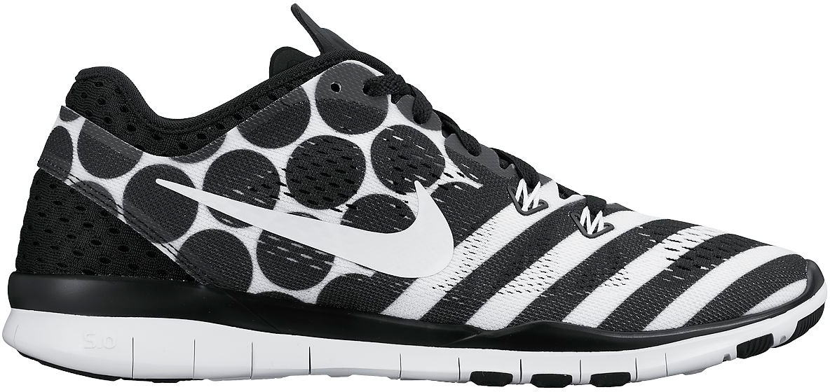 2015 Nike Free 5.0 TR Fit 4 Print Training Trainers For