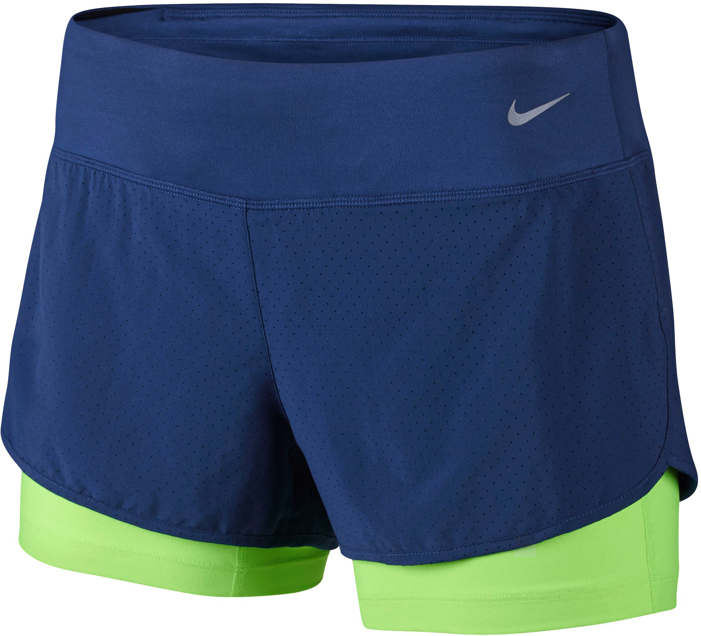 Wiggle Nederland   Nike Perforated Rival 2 in 1 korte