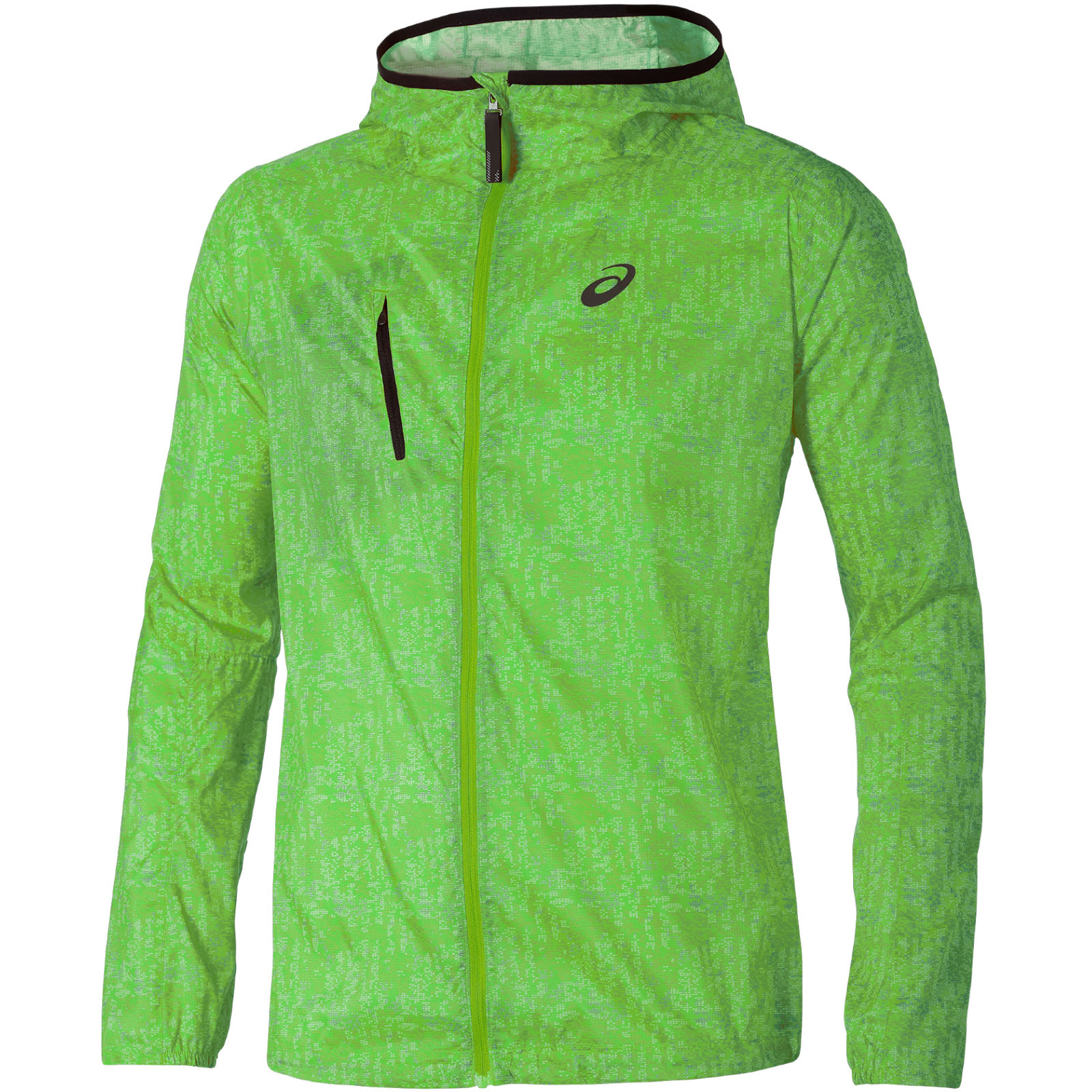 Wiggle Asics Fujitrail Packable Jacket Ss15