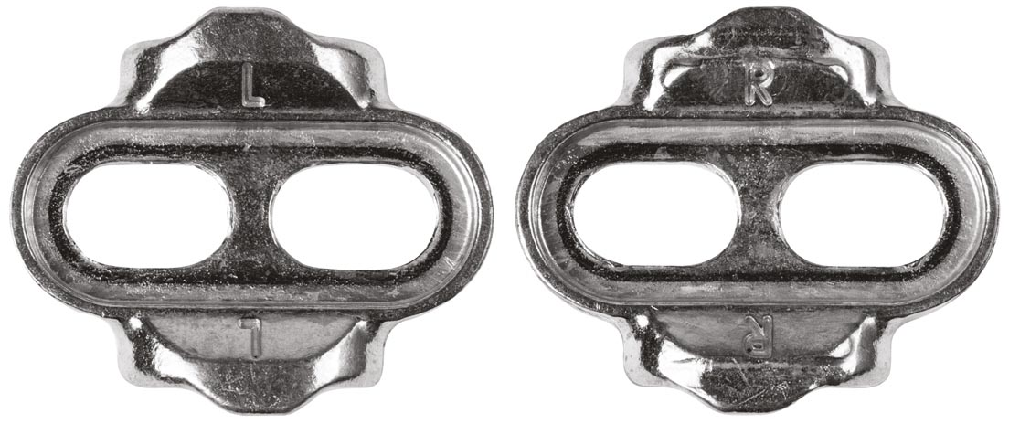 Crank Brothers Pedal Cleats with Zero Degree Float | Pedal cleats