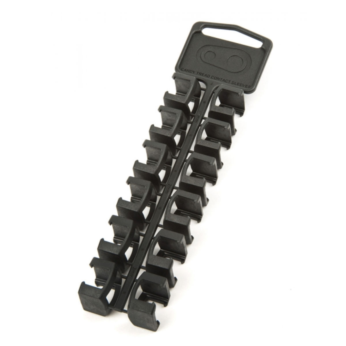 Crankbrothers Candy Pedal Contact Sleeves - One Size Black  Cleats