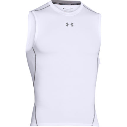 Under Armour Heatgear Armour Sleeveless Compression Tee