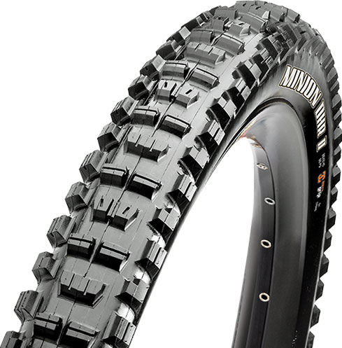 MAXXIS Minion DHR II Folding Tire 26//27.5x 2.3 Tubeless Ready EXO 3C 1pc