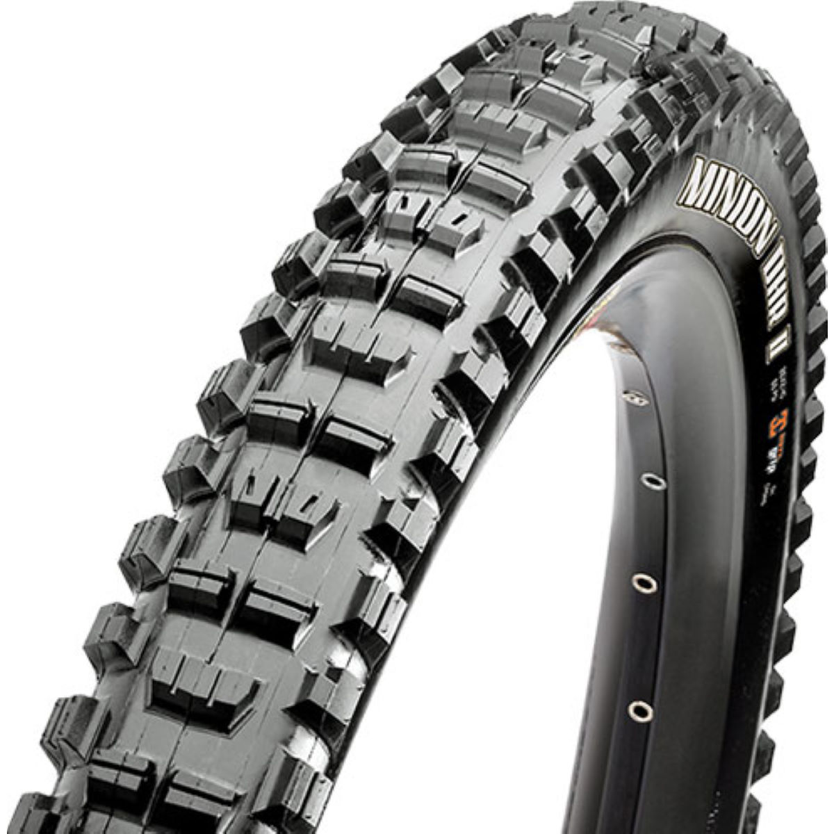 "Maxxis Maxxis Minion DHR II 3C EXO TR 26"" Folding Tyre   Tyres"