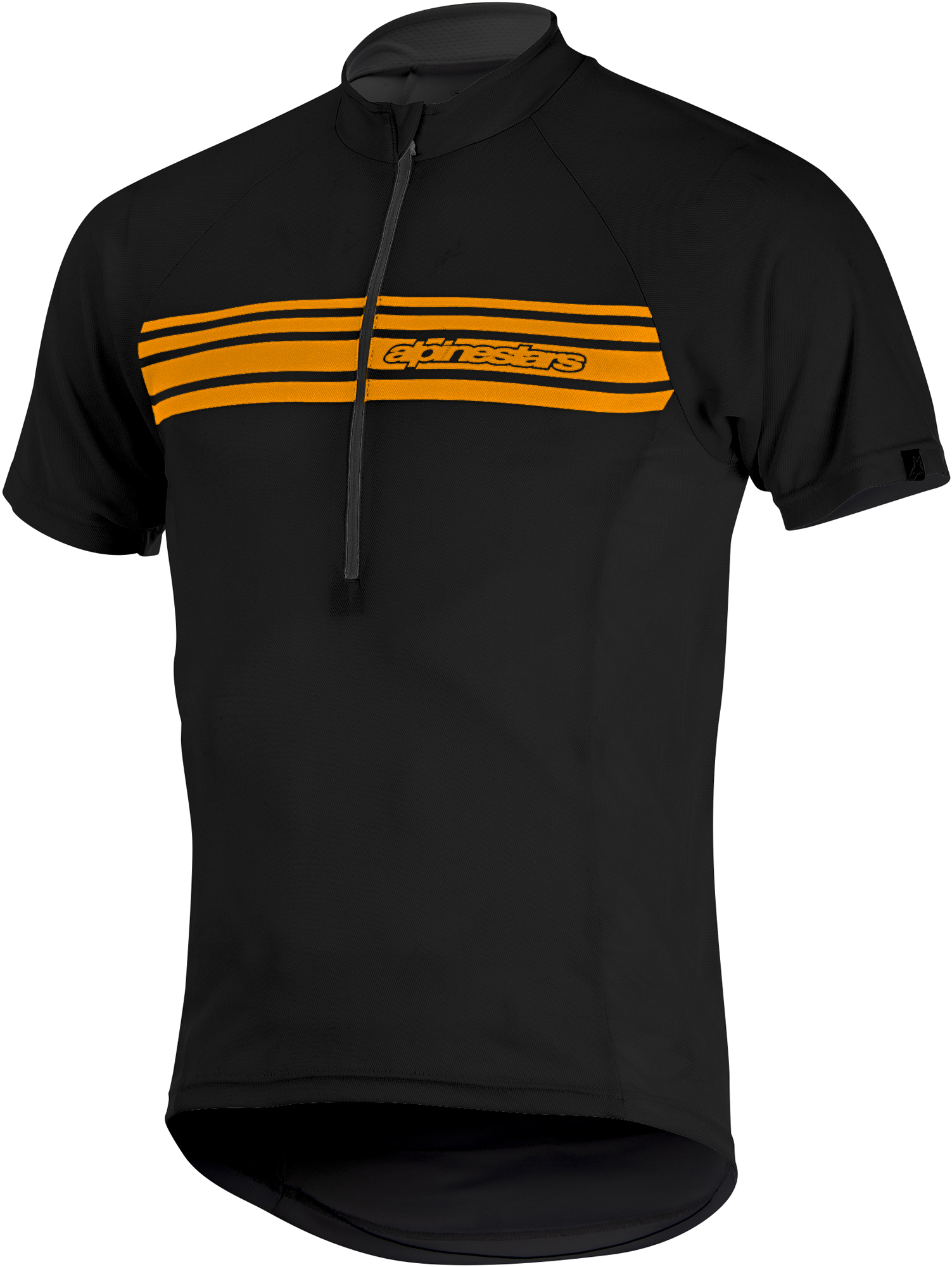 US Cycling Alpinestars Mens Lunar Short Sleeve Jersey Alpinestars